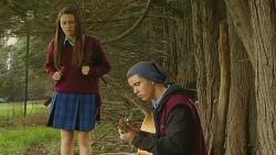Sophie Ramsay, Noah Parkin in Neighbours Episode 6214