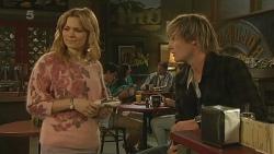 Natasha Williams, Andrew Robinson in Neighbours Episode 6215