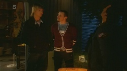 Andrew Robinson, Toadie Rebecchi, Lucas Fitzgerald in Neighbours Episode 6215