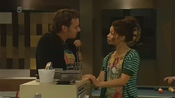 Lucas Fitzgerald, Michelle Tran in Neighbours Episode 6215