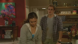 Jade Mitchell, Kyle Canning in Neighbours Episode 6216