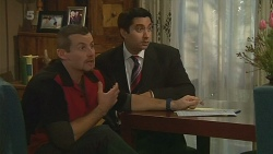Toadie Rebecchi, Brett Neville in Neighbours Episode 6216