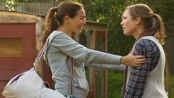 Jade Mitchell, Sonya Mitchell in Neighbours Episode 6216