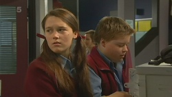 Sophie Ramsay, Callum Jones in Neighbours Episode 6217
