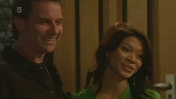 Lucas Fitzgerald, Michelle Tran in Neighbours Episode 6217