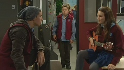 Noah Parkin, Callum Jones, Sophie Ramsay in Neighbours Episode 6218