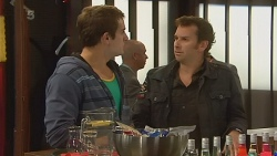 Kyle Canning, Lucas Fitzgerald in Neighbours Episode 6218