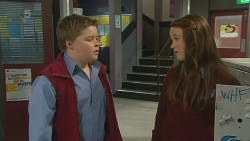 Callum Jones, Sophie Ramsay in Neighbours Episode 6218