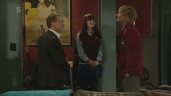 Paul Robinson, Summer Hoyland, Andrew Robinson in Neighbours Episode 6219