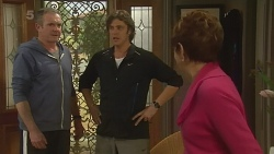 Karl Kennedy, Malcolm Kennedy, Susan Kennedy in Neighbours Episode 6219