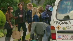 Summer Hoyland, Malcolm Kennedy, Andrew Robinson in Neighbours Episode 6219