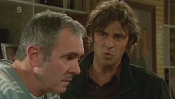 Karl Kennedy, Malcolm Kennedy in Neighbours Episode 6219