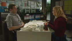 Michael Williams, Natasha Williams in Neighbours Episode 6220
