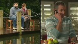 Jim Dolan, Susan Kennedy, Karl Kennedy in Neighbours Episode 6220