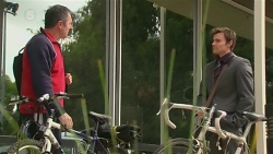 Karl Kennedy, Rhys Lawson in Neighbours Episode 6221