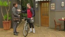 Rhys Lawson, Karl Kennedy in Neighbours Episode 6221