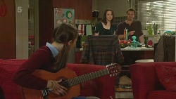 Sophie Ramsay, Kate Ramsay, Lucas Fitzgerald in Neighbours Episode 6222
