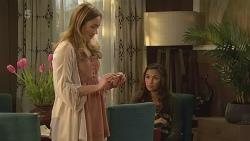 Sonya Mitchell, Jade Mitchell in Neighbours Episode 6222