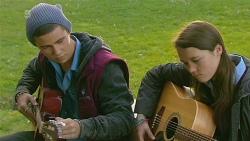 Noah Parkin, Sophie Ramsay in Neighbours Episode 6222