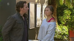 Lucas Fitzgerald, Jade Mitchell in Neighbours Episode 6222