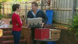 Kate Ramsay, Michael Williams in Neighbours Episode 6223