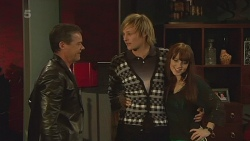 Paul Robinson, Andrew Robinson, Summer Hoyland in Neighbours Episode 6225