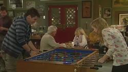 Chris Pappas, Natasha Williams in Neighbours Episode 6225