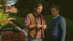 Marek Nowak, Paul Robinson in Neighbours Episode 6225