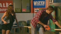 Jade Mitchell, Kyle Canning in Neighbours Episode 6226