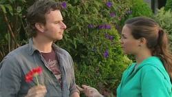Lucas Fitzgerald, Jade Mitchell in Neighbours Episode 6227
