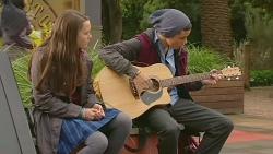 Sophie Ramsay, Noah Parkin in Neighbours Episode 6227