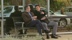 Karl Kennedy, Rhys Lawson in Neighbours Episode 6228