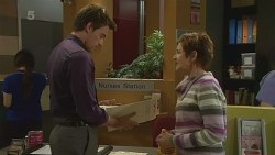 Rhys Lawson, Susan Kennedy in Neighbours Episode 6228