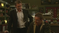 Paul Robinson, Michael Williams in Neighbours Episode 6229