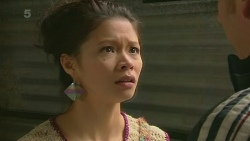 Michelle Tran, Lucas Fitzgerald in Neighbours Episode 6230
