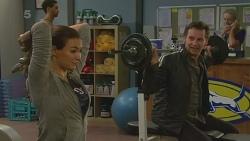 Jade Mitchell, Lucas Fitzgerald in Neighbours Episode 6230