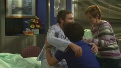 Jim Dolan, Aidan Foster, Susan Kennedy in Neighbours Episode 6231