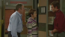 Karl Kennedy, Susan Kennedy, Rhys Lawson in Neighbours Episode 6231