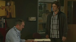Karl Kennedy, Malcolm Kennedy in Neighbours Episode 6232