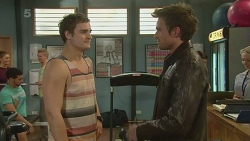 Kyle Canning, Rhys Lawson in Neighbours Episode 6232