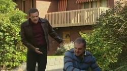 Paul Robinson, Karl Kennedy in Neighbours Episode 6233