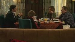 Peter Noonan, Callum Jones, Sonya Mitchell, Toadie Rebecchi in Neighbours Episode 6233