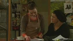 Kate Ramsay, Noah Parkin in Neighbours Episode 6233