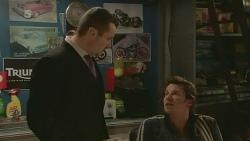 Toadie Rebecchi, Lucas Fitzgerald in Neighbours Episode 6234