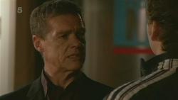 Paul Robinson, Lucas Fitzgerald in Neighbours Episode 6234