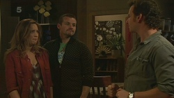 Sonya Mitchell, Toadie Rebecchi, Lucas Fitzgerald in Neighbours Episode 6235