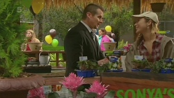 Toadie Rebecchi, Sonya Mitchell in Neighbours Episode 6235
