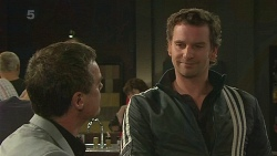 Paul Robinson, Lucas Fitzgerald in Neighbours Episode 6235