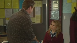 Michael Williams, Natasha Williams in Neighbours Episode 6235