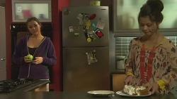 Jade Mitchell, Michelle Tran in Neighbours Episode 6236